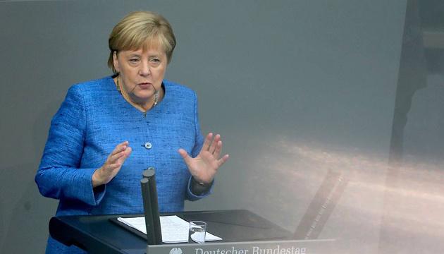Выходцы из СССР, живущие в Германии, требуют от Меркель не поддаваться на угрозы и энергетический шантаж России