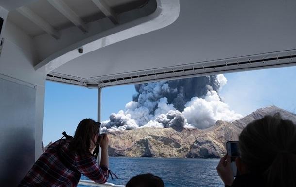 Возросло число погибших от вулкана туристов в Новой Зеландии
