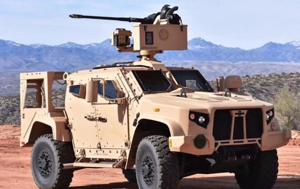 Пентагон закупил почти три тысячи новых бронеавтомобилей