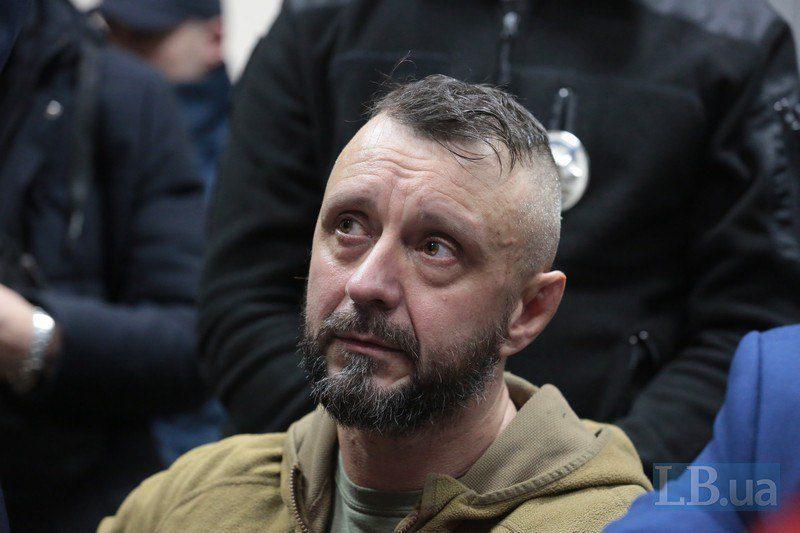 Суд арестовал Антоненко и Кузьменко – подозреваемых в деле об убийстве Шеремета (ФОТО, ВИДЕО)
