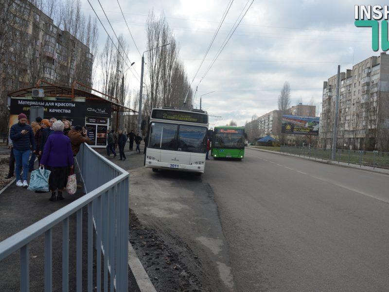 31 декабря коммунальный транспорт Николаева будет работать до 12 часов ночи (ВИДЕО)