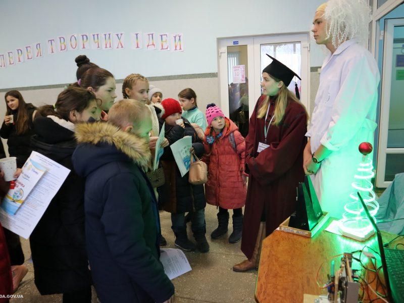 В Миколаєві розпочався фестиваль цікавої науки «Молодіжна хвиля» (ФОТО)
