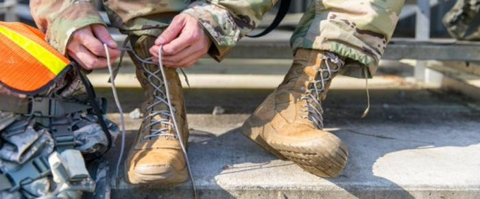 И зарядка, и GPS. Для солдат США придумали ботинки с аккумулятором