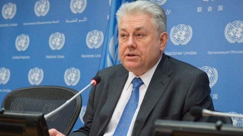 Ельченко стал послом Украины в США
