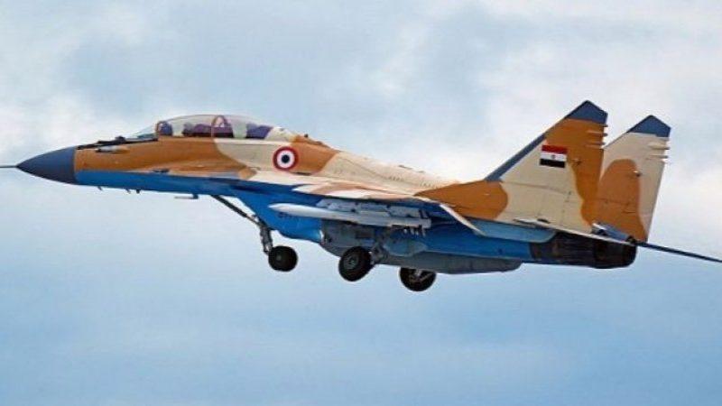 В Египте разбился уже второй истребитель МиГ-29, купленный у РФ