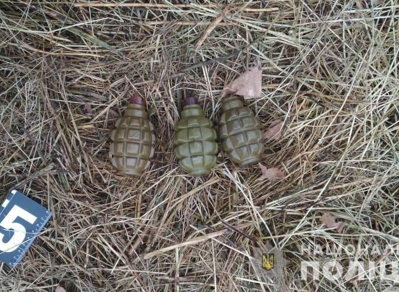 Очаковец пытался подорвать гранатами семью в Херсонской области (ФОТО)