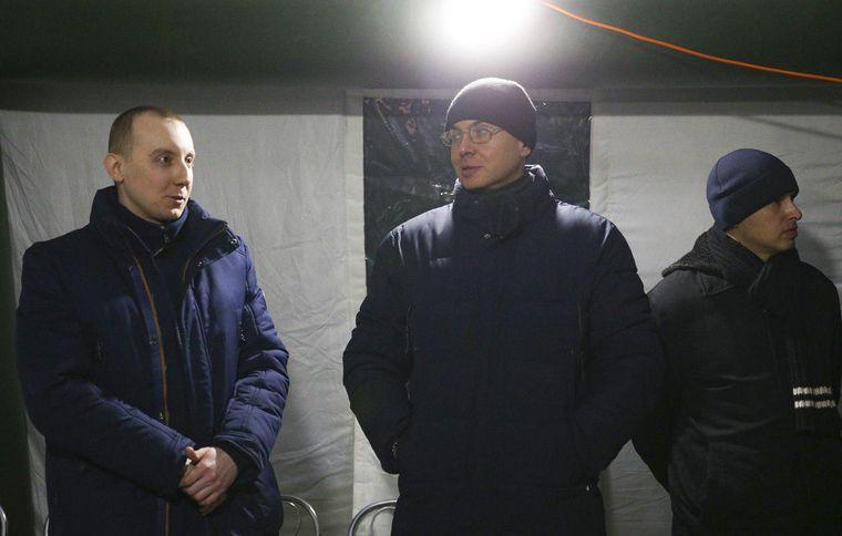 Журналист Станислав Асеев вернулся в Украину в рамках обмена
