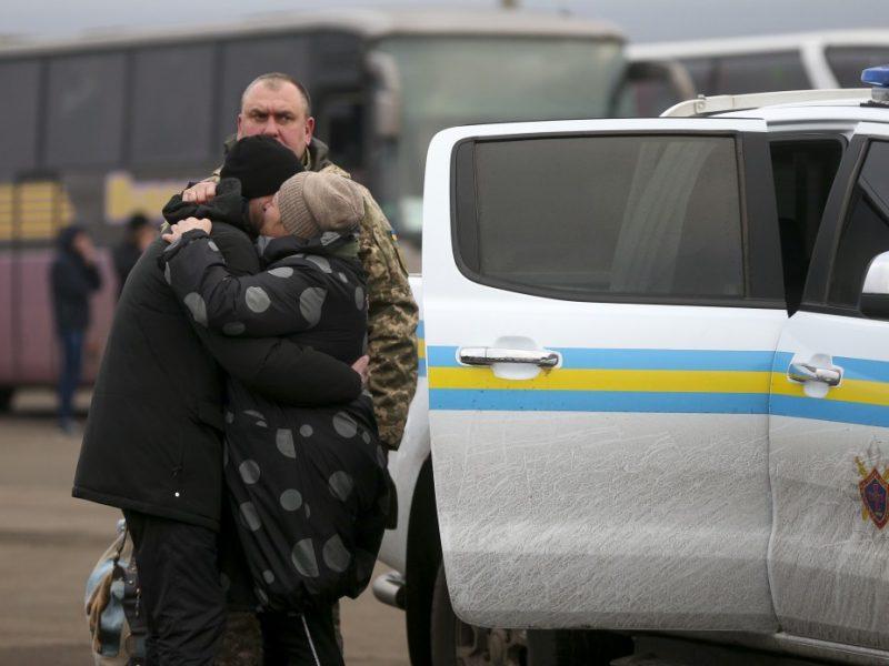 Офис генпрокурора открыл 14 дел по свидетельствам освобожденных пленных
