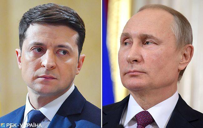 Зеленский о коммуникации с Путиным: Ограниченная, но предметная