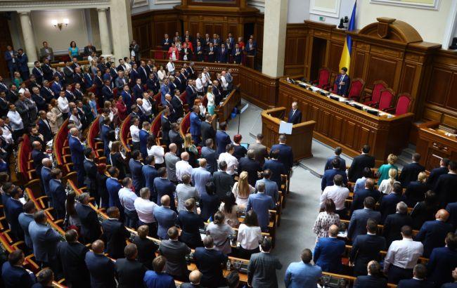 Рада приняла закон Зеленского о всеукраинском референдуме