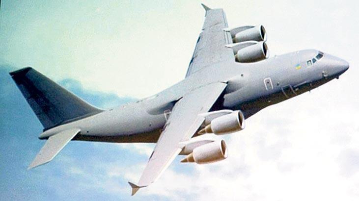 Правительство планирует заказать специальный самолет для тушения пожаров
