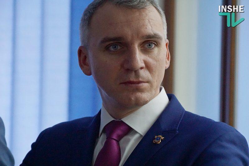 Мэр Николаева предлагает запретить все встречи с кандидатами из-за коронавируса (ВИДЕО)
