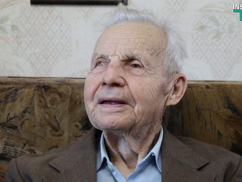 Знаменитому горожанину Вадиму Сердцеву сегодня исполнилось 90 лет: он мечтает спасти планету и глобально озеленить Николаев (ФОТО, ВИДЕО)