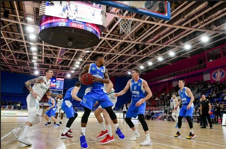 39 очков Петерсона не помогли МБК «Николаев» обыграть «Запорожье» (ФОТО)