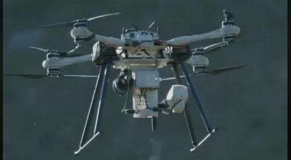 Неожиданное использование беспилотников: дроны могут активно участвовать в посадке деревьев (ВИДЕО)