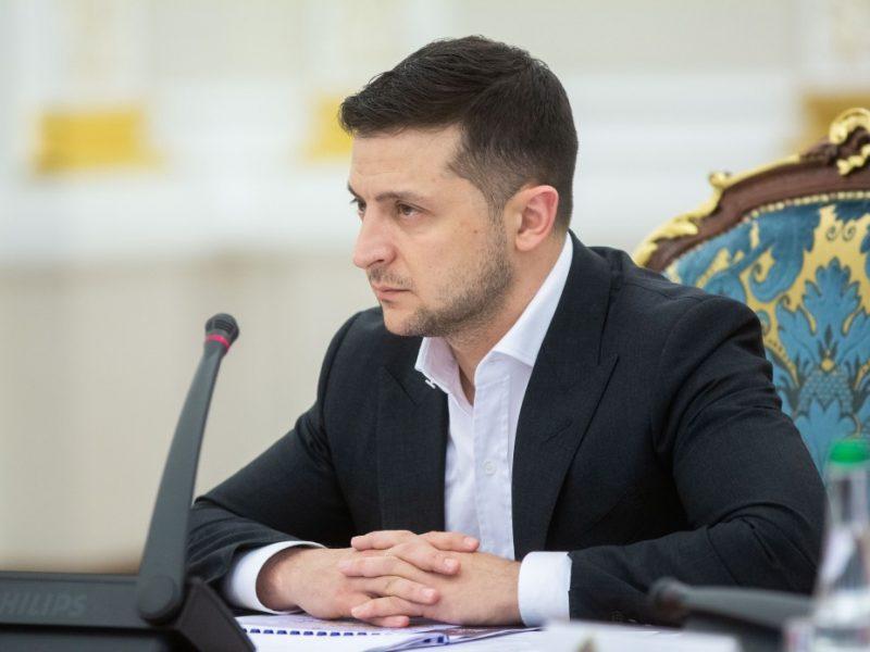«Безопасность человека – безопасность страны»: Зеленскому представили Стратегию национальной безопасности (ФОТО)