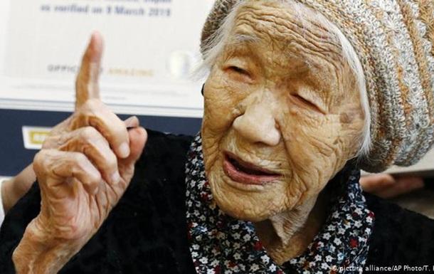 Старейшая жительница планеты отметила 117-летие