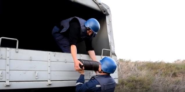 В 2019 году в Николаевской области обезвредили почти 2,5 тысячи взрывоопасных предметов (ВИДЕО)