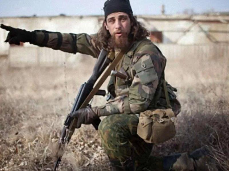 Бразильского боевика Лусварги отправили в Донецк