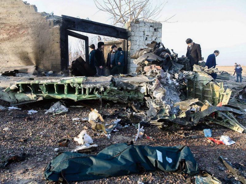 Расследование крушения самолета МАУ в Тегеране почти завершено, – МИД Ирана