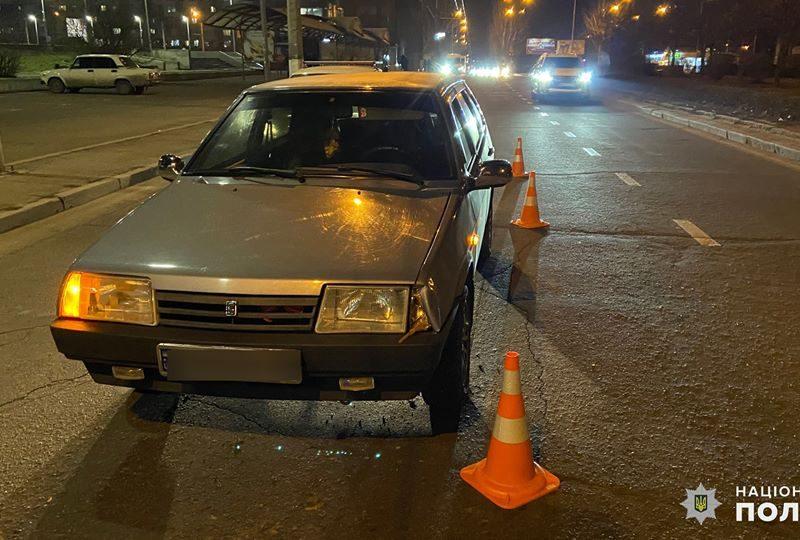 В центре Николаева сбили пожилую женщину – полиция ищет свидетелей (ФОТО)