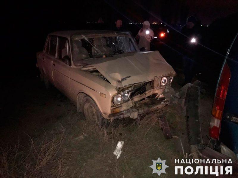 В двух ДТП на Николаевщине пострадало трое людей (ФОТО)