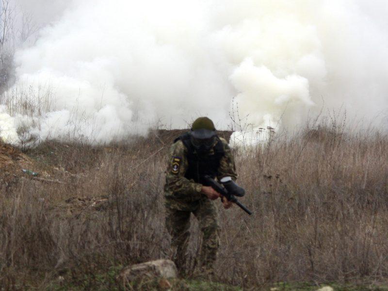 В Николаеве канадские военные проверяли инструкторов центра ВМС (ФОТО)
