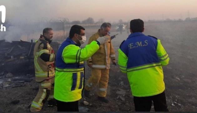 Не американцам. Иран не отдаст компании Boeing черные ящики разбившегося украинского самолета