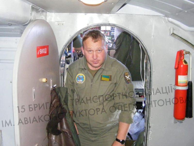 Вторым пилотом разбившегося в Иране самолета был бывший командир эскадрильи ВСУ