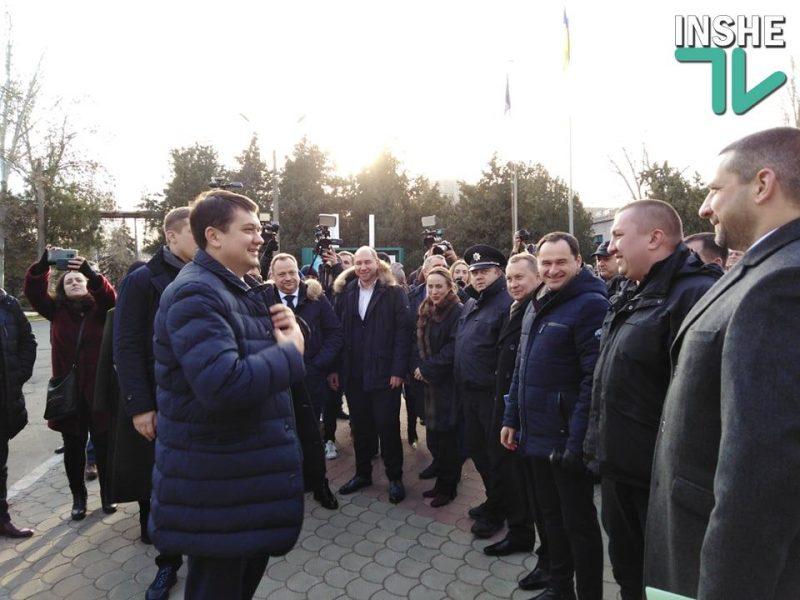 Глава Верховной Рады о Владиславе Чайке: «Услышать, что я не буду его поддерживать, будет неправдой» (ВИДЕО)