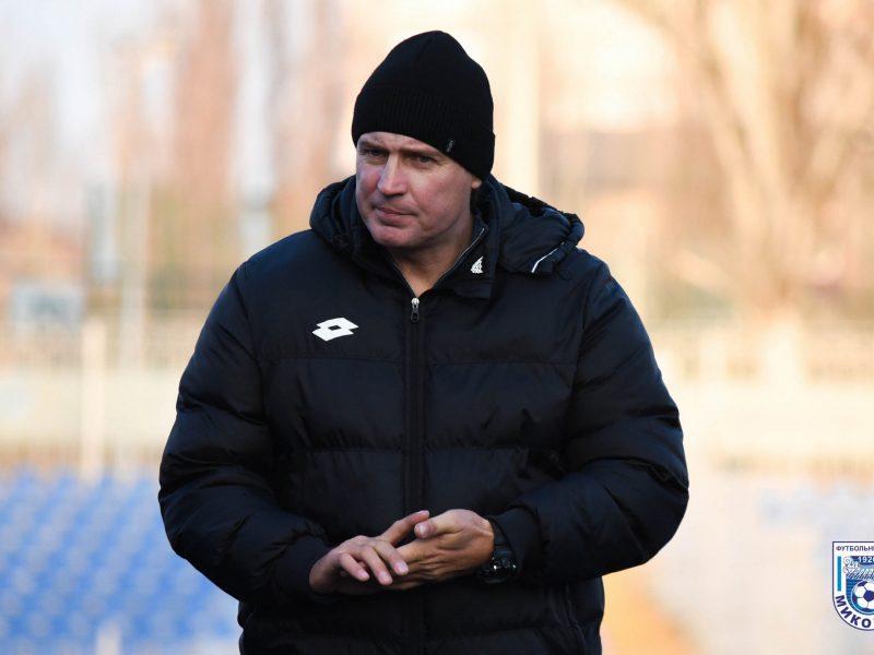 В матче МФК «Николаев» с «Агробизнесом» был удален… главный тренер «корабелов» (ВИДЕО)