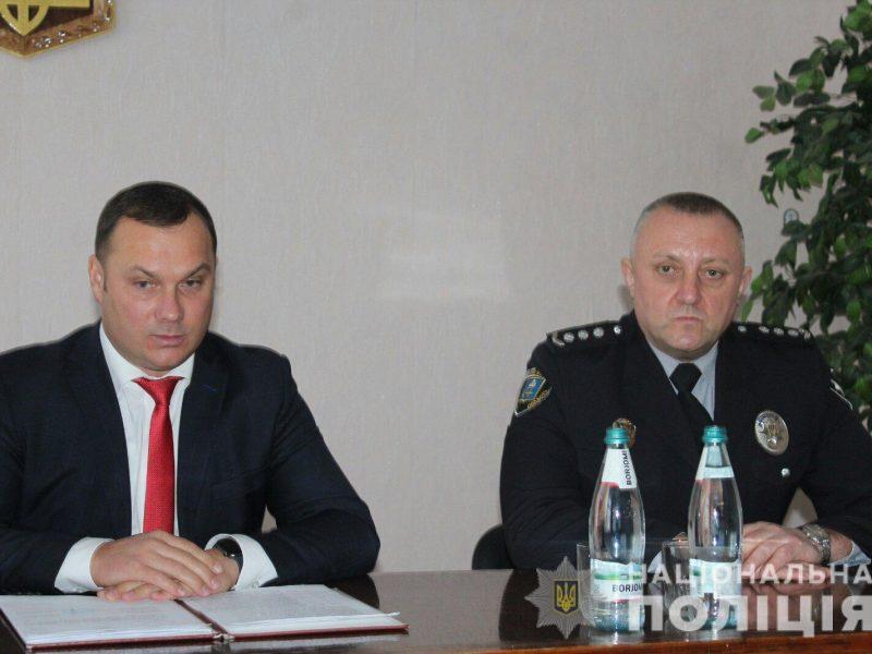У Снигиревского отдела полиции новый руководитель