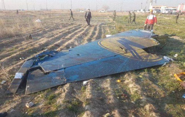 С погибшими в сбитом Ираном пассажирском самолете украинцами попрощаются в воскресенье