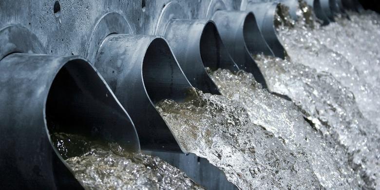 В феврале горнорудные комбинаты Кривбасса  сбросят почти 12 млн.куб.м отходов в Ингулец