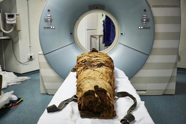 """Мумия """"заговорила"""". Голос египтянина был услышан спустя 3 тысячи лет со дня его смерти (ФОТО, АУДИО)"""