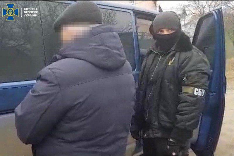 "СБУ задержала ""командира взвода разведки ""ЛНР"" (ФОТО)"