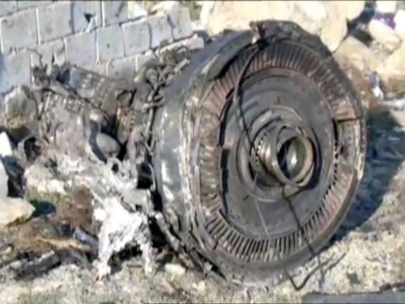 В ООН обвинили Иран из-за трагедии самолета «МАУ» – создают путаницу и запустили мародеров