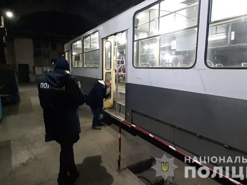 Полиция ищет свидетелей нападения на трамваи в Николаеве –  открыто уголовное производство (ОБНОВЛЕНО)