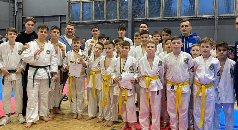 Юные николаевские рукопашники завоевали 9 наград на чемпионате Украины (ФОТО)