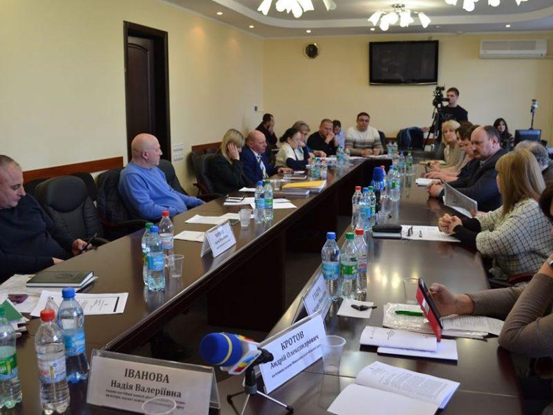 Комиссия облсовета порекомендовала Николаевской ОГА выделить 1,5 млн.грн. на проектирование строительства нового здания Новобугской школы (ФОТО)