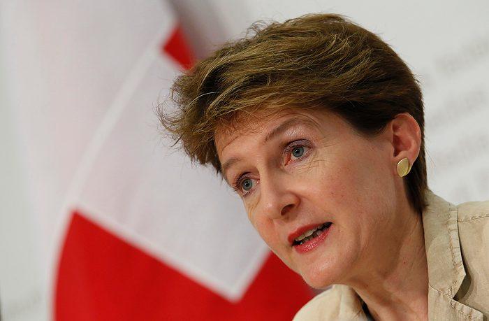 Президент Швейцарии пригласила на свой юбилей людей, которые родились с ней в один день и в один год