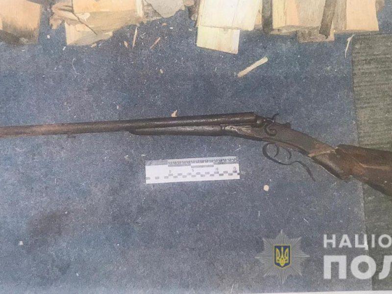 В Николаеве угрожали застрелить таксиста из ружья – полиция открыла уголовное производство (ФОТО)