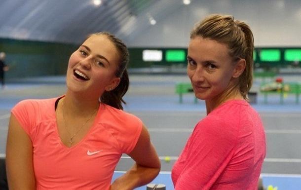 Костюк и Цуренко в паре вышли в полуфинал турнира ITF в Каире