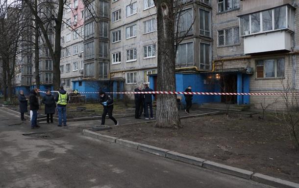 В Киеве парень выпал с 8 этажа во время дня рождения