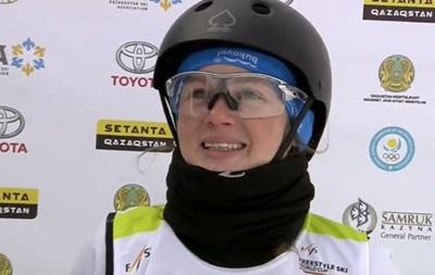 Украинка Мохнацкая выиграла Кубок мира по фристайлу