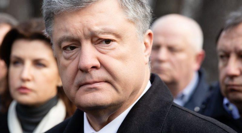 """Порошенко в интервью BBC: """"Преследования против меня – это месть неопытного президента и """"пятой колонны"""" Кремля"""""""