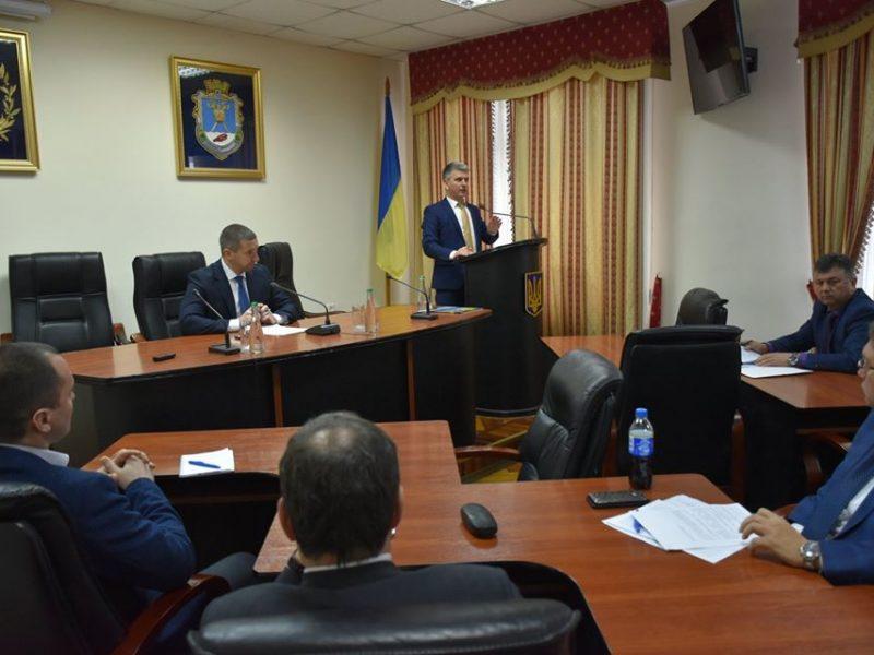 На Миколаївщині стартує реалізація проєкту Президента «EMERGENCY 2020»