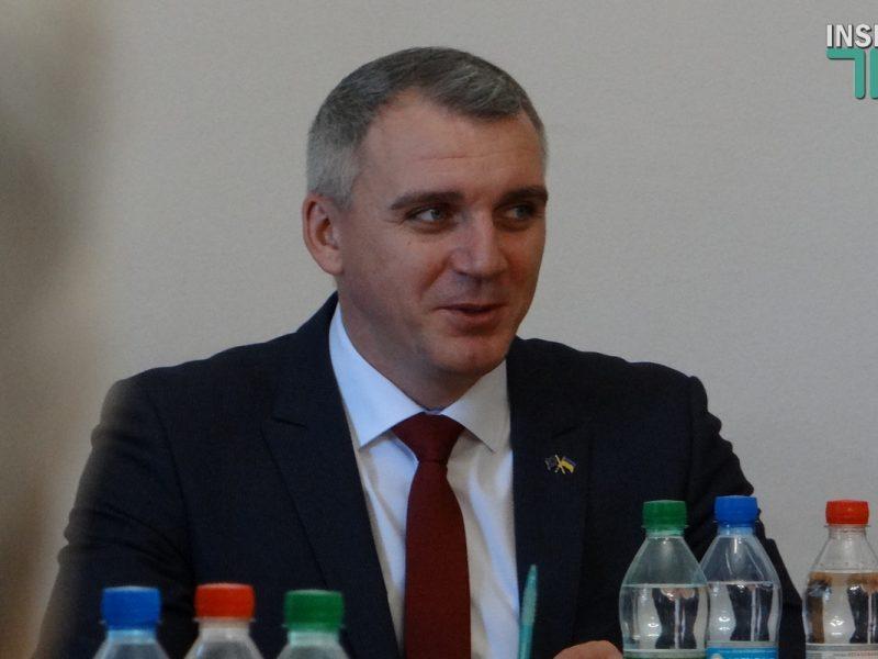 Николаев в борьбе со стихийной торговлей: Сенкевич предложил  проводить 2 рейда каждый день на одном из рынков города (ВИДЕО)