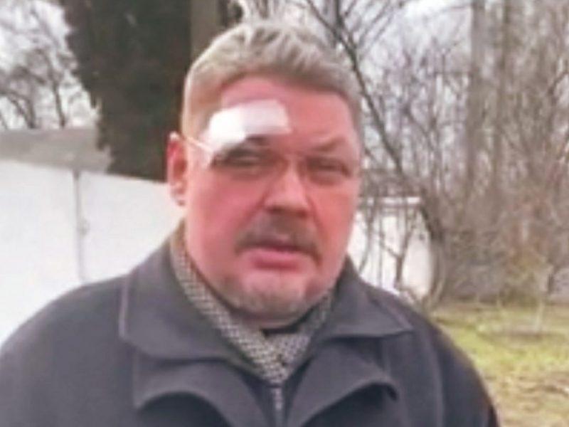 В Черниговской области прихожанин УПЦ МП избил священника ПЦУ