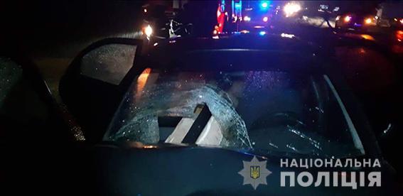Под Николаевом Daewoo столкнулся с отбойником – одна пассажирка погибла, еще одна травмировалась (ФОТО)